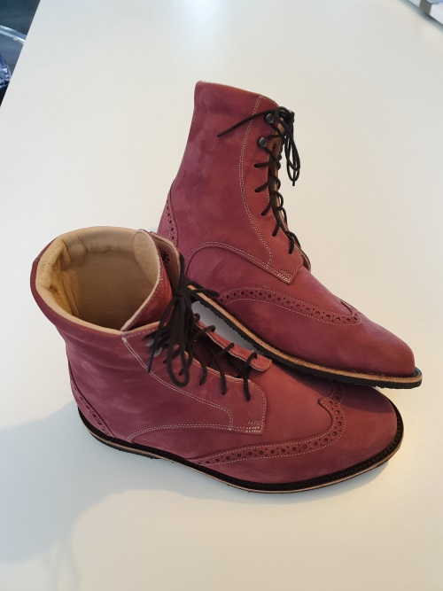 bottines femme sur mesure chaussures orthopédiques thérapeutiques